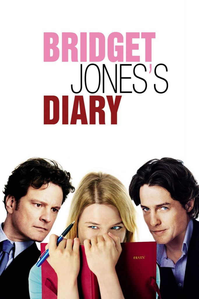 Bridget Jones's Diary (2001) - https://www.imdb.com/title/tt0243155/?ref_=nv_sr_srsg_0