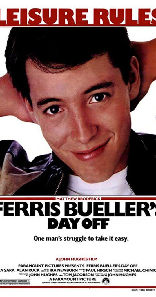 Ferris Bueller's Day Off (1986) - https://www.imdb.com/title/tt0091042/?ref_=nv_sr_srsg_0