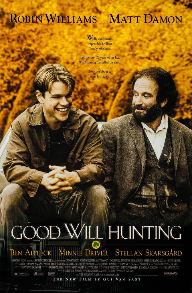 Good Will Hunting (1997) - https://www.imdb.com/title/tt0119217/?ref_=nv_sr_srsg_0