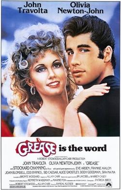Grease (1978) - https://www.imdb.com/title/tt0077631/?ref_=nv_sr_srsg_0