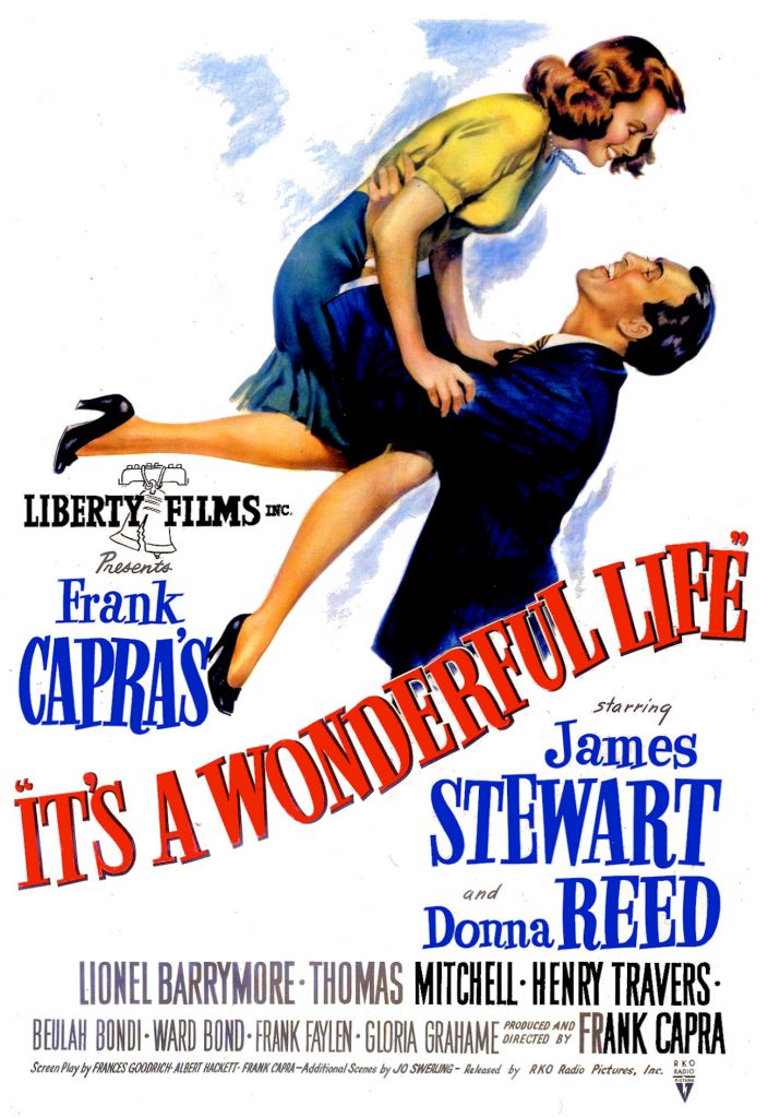 It's A Wonderful Life (1946) - https://www.imdb.com/title/tt0038650/?ref_=nv_sr_srsg_0
