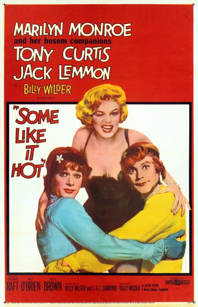 Some Like It Hot (1959) - https://www.imdb.com/title/tt0053291/?ref_=nv_sr_srsg_0