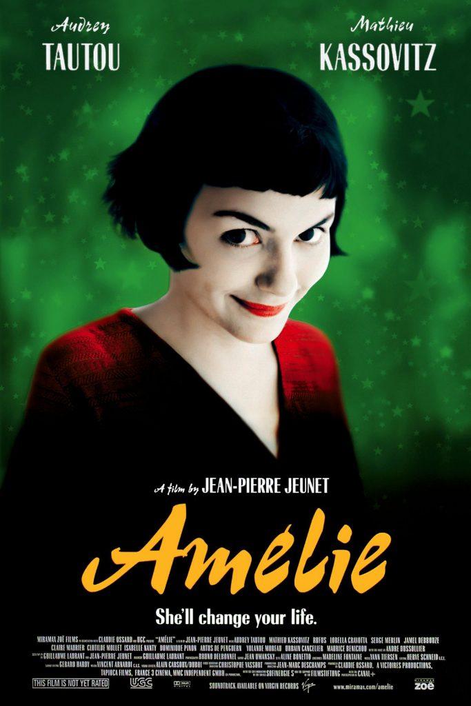 Amelie (2001) - https://www.imdb.com/title/tt0211915/?ref_=nv_sr_srsg_0